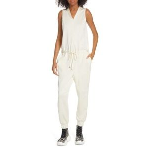 Tibi Sculpted Knit Jumpsuit